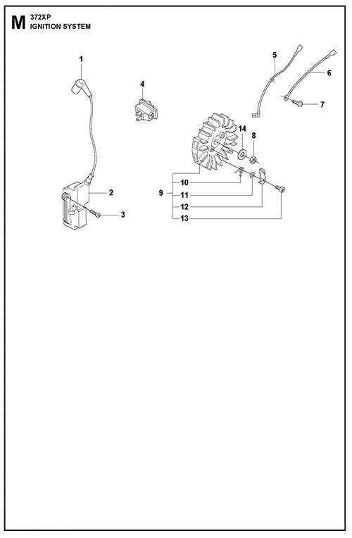 365-372XP(G) [372XPG] ZUENDANLAGE