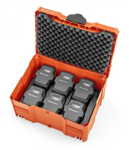 SYSTAINER MITTEL 21X40X30 mit Einsatz