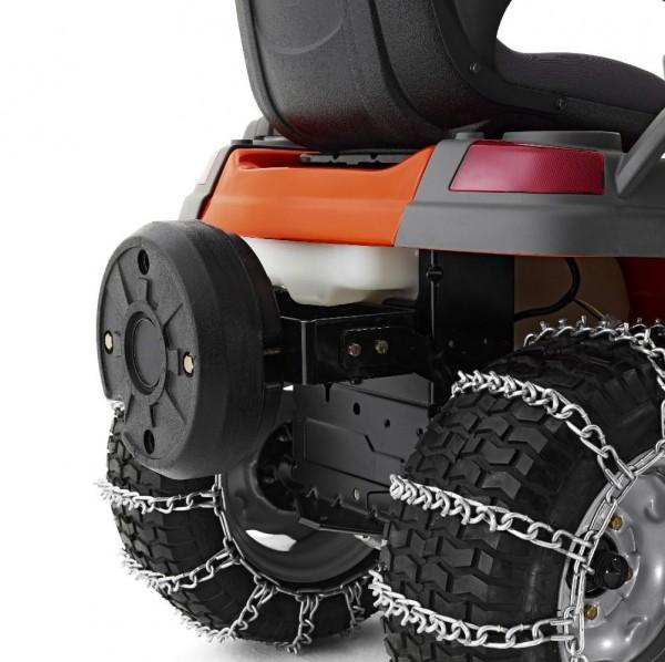 Heckgewicht Husqvarna Traktoren Heckausw