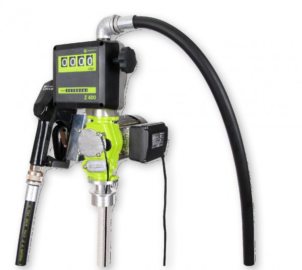 Dieselpumpe Horn TEC600 220V 55L Z400