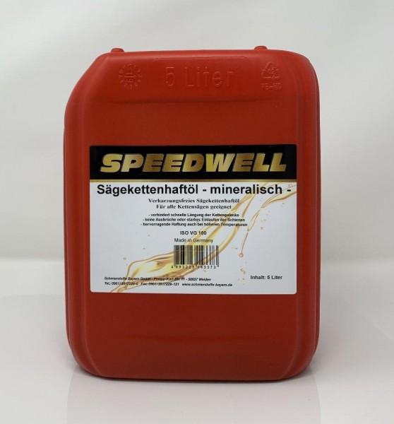 Sägekettenöl 5ltr. Mineralisch
